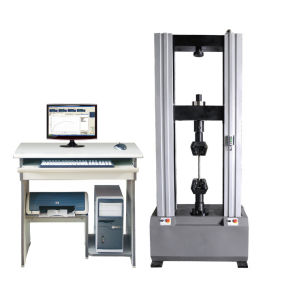 Computer Servo Control Universal Tensile Testing Machine with Large Deformation pictures & photos