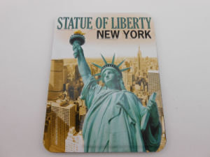 City Name Badges, Statue Picture Lapel Pin (GZHY-KA-033) pictures & photos
