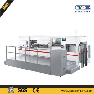 Automatic Paper Heated Platen Stripping Die Cutting Machine (EF Series) pictures & photos