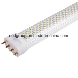 20W 2g11 LED Lamp with 2835SMD 2000lm PF>0.9 Aluminum and PC Material and CRI>80 pictures & photos