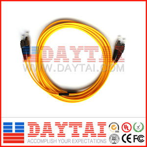 3.0mm Dual Fiber FC /Upc Patch Cords (SM FC/UPC DUAL) pictures & photos