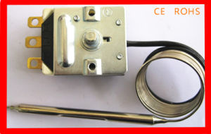 Temperature Controller Bimetal Thermostat for Water Heater pictures & photos