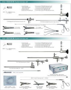 Hysteroscope Price China pictures & photos
