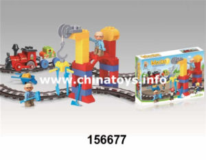 2017 Top Sale New Popular Plastic Toys Building Block (156677) pictures & photos