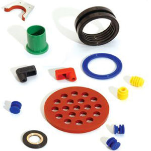 Custom Made Silicone Rubber Parts pictures & photos