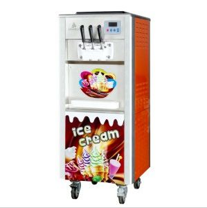 Hot Sale Stainless Ice Cream Machine Floor Type (BQL-818) pictures & photos