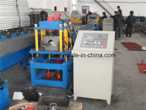 PLC Contoler Ridge Cap Tile Making Machine pictures & photos