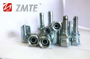 Hydraulic Hose Fitting pictures & photos