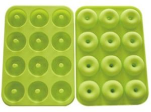 LFGB Nice 12PCS Silicone Cake Mould pictures & photos