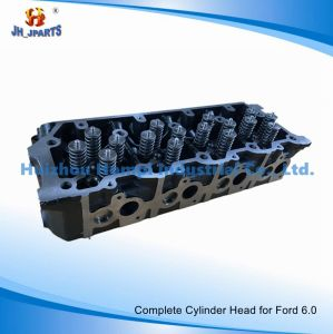 Engine Parts Complete Cylinder Head for Ford 6.0 V8 1843030c1 pictures & photos