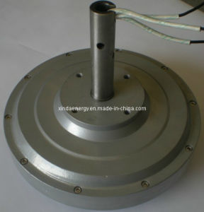 50W 200rpm Coreless Disc Permanent Magnet Wind Generator pictures & photos