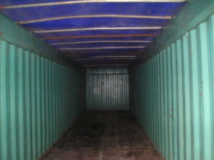 40′ Open Top Modified From Standard 40′ Container pictures & photos