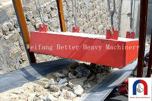 Suspension Permanent Magnet Separator for Mining pictures & photos