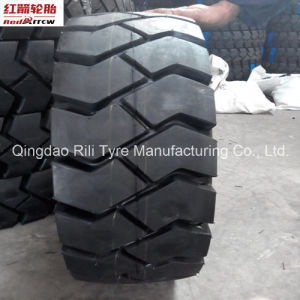 500-8 Forklift Tire Pneumatic Tyre Industrial Tyre Factory pictures & photos