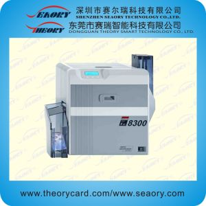 EDI Isecure Xid 8300 Retransfer PVC Card Printer pictures & photos