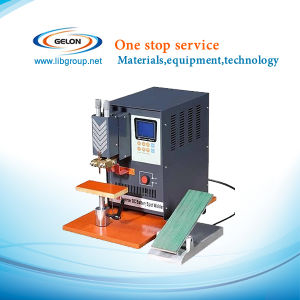 Battery Pack Spot Welding Machine for Battery Pack Application with Materials Thickness 0.03-0.5mm pictures & photos