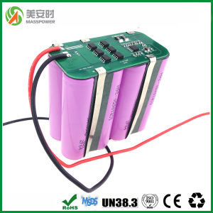 5200mAh Li-ion Battery Pack 14.8V pictures & photos