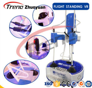 Big Profits Zhuoyuan Stand up Flight Virtual Reality Applications pictures & photos