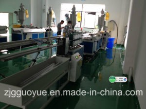Insulation PA6 Nylon Rod Production Machine pictures & photos