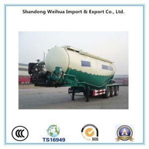 Competitive Price 50cbm Bulk Cement Tanker Trailer pictures & photos