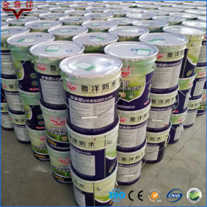 Water Based Single Component Polyurethane/PU Waterproof Paint for Roof pictures & photos