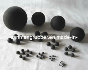 Neoprene Foam Rubber Balls/Silicone Balls pictures & photos