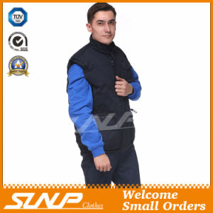 Cheap Offer Workwear Multipockets Men Vest pictures & photos