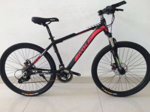 Aluminum Alloy 27 Speed Mountain Bike (MTB-019) pictures & photos