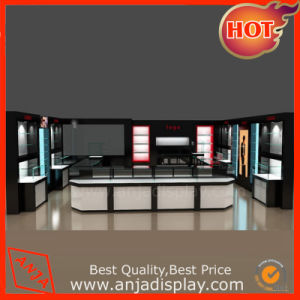 Shop Display Shelving Units Store Glass Display Cabinets Cases pictures & photos