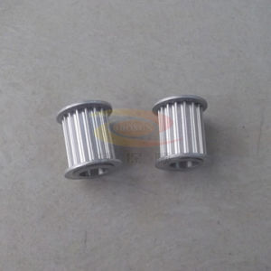 High Qualilty Steel Timing Belt Pulley for Power Transmission Parts pictures & photos