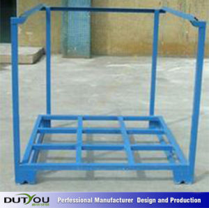 High Strength and Durable Warehouse Steel Stacking Rack