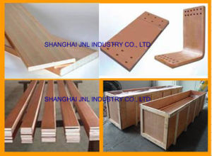 CCA Busbar / Copper Clad Aluminum Busbar pictures & photos