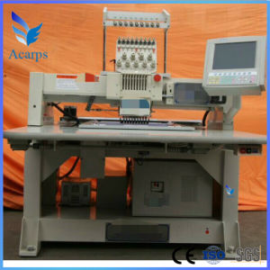 Single Head 12 Color Embroidery Sewing Machine
