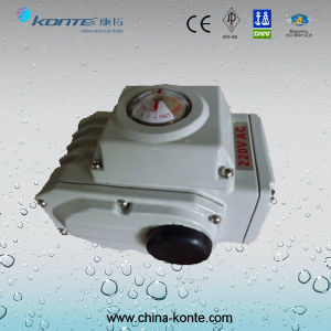 Kt-B Rotary Electric Actuator for Ball Valve, Butterfly Valve From China pictures & photos