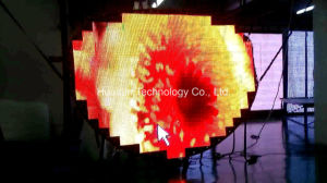 Soft LED Video Drapery for Stage Lighting, Background Decoration pictures & photos