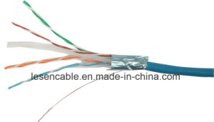 FTP CAT6 LAN Cable pictures & photos