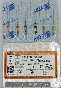 Dental Vdw Reciproc Protaper& Dental Files pictures & photos