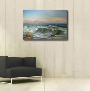 Sailing Boat Oil Painting for Gift pictures & photos