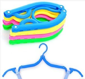 Foldable Hanger, Traveling Hanger pictures & photos