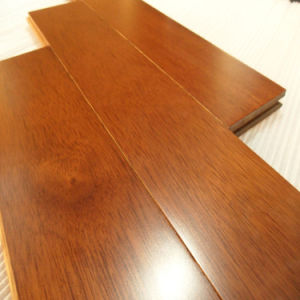 Cheap Merbau Wood Parquetry Hardwood Floor (EME-3) From Foshan pictures & photos