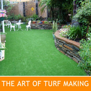 Most Realist Artificial Lawn for Backyards