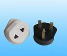 UK Copper Plug with Socket Rj-1356 pictures & photos