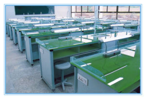 C Frame Steel Lab Furniture Classroom Furniture pictures & photos