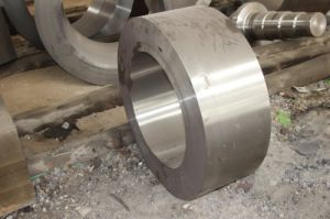 DIN JIS Heavy Duty Forged Steel Ring Gear Wheel pictures & photos