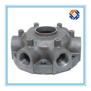 OEM Aluminum Turbo Charger Die Casting with High Quality pictures & photos