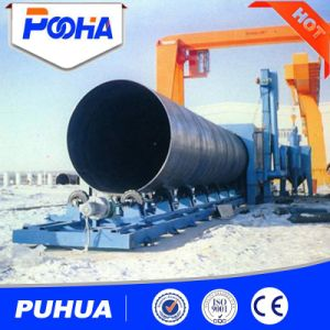 Metal Pipe Cleaning Sand Blasting Machine with Ce Certificates pictures & photos