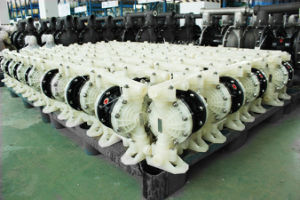RD15 Air Operated Diaphragm Pump (AL) pictures & photos