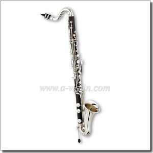Professional 20 Keys Bb Key Hard Rubber Bass Clarinet (BCL3001) pictures & photos