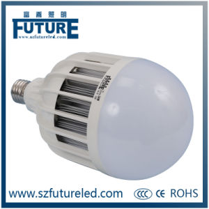 18W Brightest LED Light Bulb with (E27, E40, B22) pictures & photos