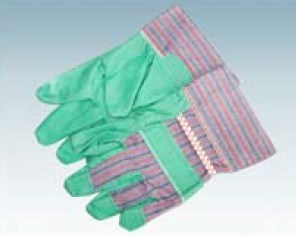 PVC Impregnated Working Gloves pictures & photos